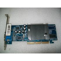 A573 Xfx Geforce Mx 4000/64 Mb Ddr / Agp 8x / Vga / Out Tv