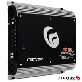 Módulo Amplificador Stetsom 5keq 5000w Rms 2 Ohms Mono Canal