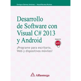 Libro Desarrollo Del Software Con Visual C# 2013 Y Android