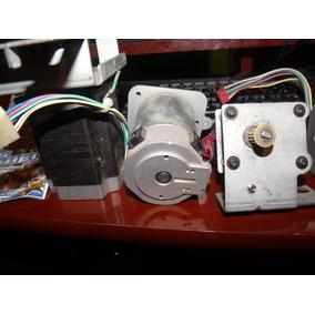 Todo Tipo De Motores Paso A Paso,para Proyectos,robotica,cnc