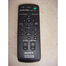 Control Remoto Sony Genezi Rm-amu009 Hcd-ec78p Hcd-ec98p Cmt