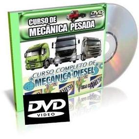 Curso De Mecânica Pesada Em 7 Dvds Vídeo Aulas