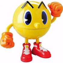 Kit 3 Bonecos Pac Man Figuras The Pac, Cylindria E Metal Pac