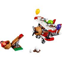 Lego Angry Birds 75822 Piggy Plane Attack 2016 Nuevo