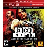 Red Dead Redemption Ps3 C/n Modo Zombie Cd Fisico Sellado