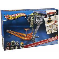 Pista Hot Wheels Desafio Vertical Velocidade Radical Mattel