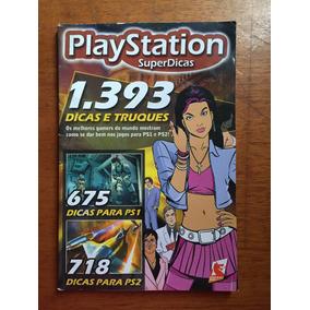 Revista Playstation 1393 Dicas Ps1 Ps2 N007 Fifa X-men