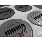 Calcos Resinados Para Centro De Llanta Momo M1 55mm