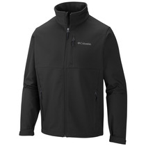 Campera Columbia Softshell Ascender Rompeviento Hombre