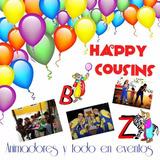 Para La Celebracion De Tu Chamos Recreadores Happy Cousins