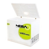 Freezer Neba F400 Blanco Sistema Trial 384 Lts Argsale