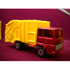 Matchbox Refuse Truck N° 36 Lesney & Co 1979 Caja Original