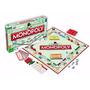 Monopoly Juego De Mesa Tradicional Hasbro Original