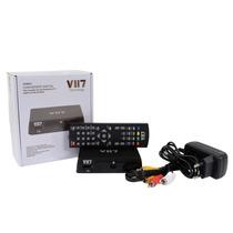 Conversor Digital - Vii7 - Hdtv + Cabo Hdmi Dtvb 018 Mini