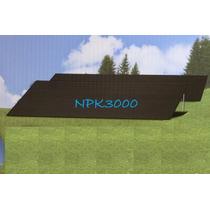 Kit Generador Con 2 Paneles Solares X 20w C/u + Accesorios