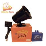 Buzina Engraçada Carro Eletrônica Pixtar 7 Sons Falante 207