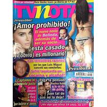 Lote 10 Revistas Tv Notas Karla Souza Aleida Nuñez Belinda