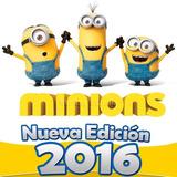 Kit Imprimible Minions Mi Villano Favorito 2 Cumples Y Mas!