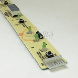 Placa Painel Geladeira Electrolux Duplex Df46 Df48 64800224