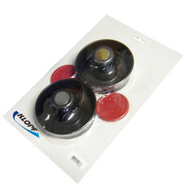 Conjunto Para Aero Hockey Klopf Com 2 Rebatedores E 2 Discos
