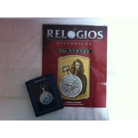 Relógios Históricos- Relógio Newton - Coleção Deagostini