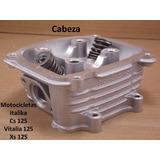 Cabeza Motociclet Italika Cs 125 Xs 125 Vitalia 125 City 125