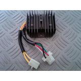 Regulador De Corriente Para Moto Scooter 7 Cables