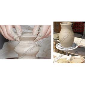 Arcilla Blanca Ceramica 10 Kilos P/ Ceramista Escultor