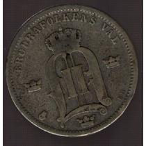 Suecia 50 Ore 1898 Eb Mb