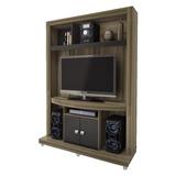 Mueble Para Living Caemmun Ipe Tv Led ( Con Armado Gratis)