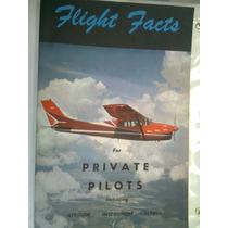 Aviacion Flight Facts For Private Pilots Libro