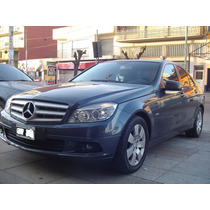 Mercedes Benz C 200 Cgi Blue Efficiency Mt
