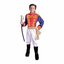 Disfraz Carnavalito Patriota Simon Bolivar Talla 10