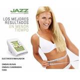 Electrodos Jazz Con Corriente Rusa, Cuadrada Y Tens 4 Canale