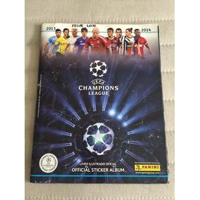 Álbum Uefa Champions League 2013/2014 - 275 Cromos Colados