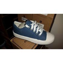 Zapatillas Cheeky Azul Nuevas! En Caja