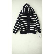 Sweater Con Capucha Nautica