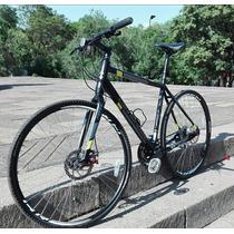 Bicicleta Cannondale Cx4 Hybrida Frenos De Disco