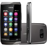 Nokia Asha 305 Desbl Preto Dual Chip Câmera 2mp I Vitrine
