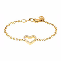 Pulsera Tommy Hilfiger Open Pave 2700624 Mujer Envio Gratis