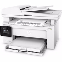 Impresora Hp Laser M130fw M 130 Fw Multifuncion Copia Fax
