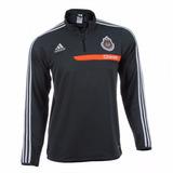 Sudadera Chivas Guadalajara Training Top 2013-2014 Adidas