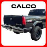 Calco Z71 Chevrolet Lateral