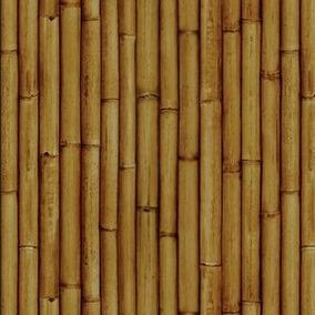 Papel Muresco Zen Cañas Bambu Beige Natural Vinilizado 34762