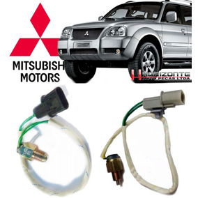 Kit 02 Sensores Interruptor 4x4 Mitsubishi L200 Pajero Sport