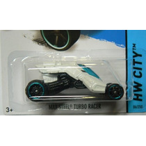 Hot Wheels Hw Ciudad 86/250 Max Steel Turbo Racer