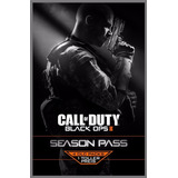 Season Pass Call Of Duty Black Ops 2 Ps3