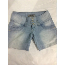 Shorts Feminino Jeans Empório Tamanho 40
