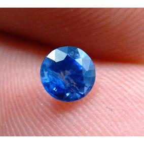Safira Azul Redondo 4,4 Mm ~ 4,7 Mm - Preço Unitário