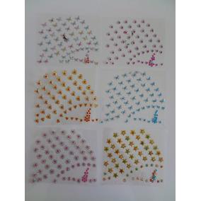 12 Bind Piercing Adesivos Caes E Gatos Laços Pet Frete Unico